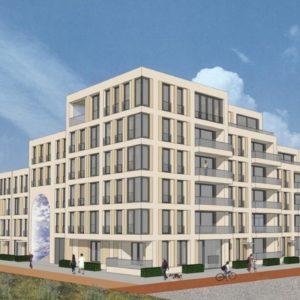114 appartementen Poortmeesters Delft (2021-2022)